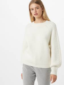 OPUS Pullover ''Pable'' weiß
