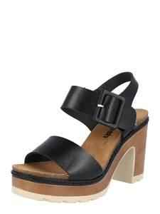 Refresh Sandale schwarz
