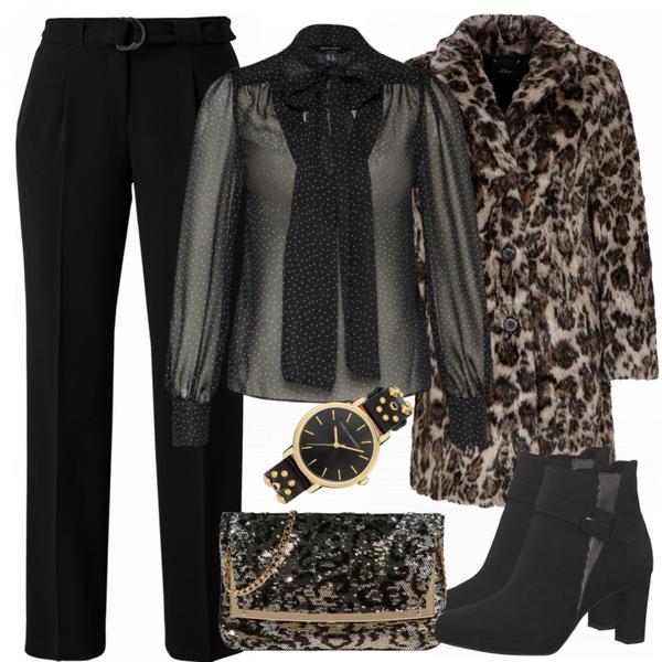 Leopard FrauenOutfits.de
