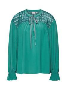 Cream Tunika ''Milanie'' smaragd