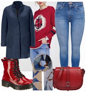 Winterlicher Style FrauenOutfits.de