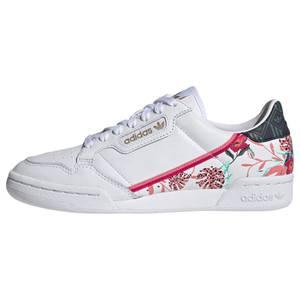 ADIDAS ORIGINALS Sneaker ''Continental 80'' weiß / pink / grün / schwarz