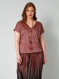 Shirt haselnuss Sara Lindholm