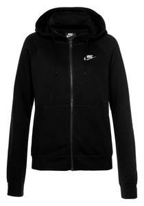 Nike Sportswear Sweatjacke schwarz