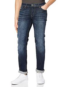 JACK & JONES Herren JJVCClark Original JOS 318 NOOS Jeans, Blue Denim, 32W / 32L