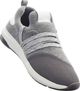 Sneaker in grau für Damen von bonprix