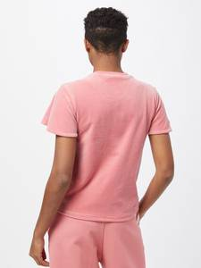 ADIDAS ORIGINALS T-Shirt rosa / weiß