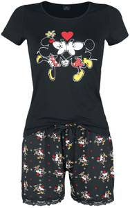 Micky Maus Micky & Minnie Schlafanzug
