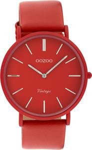 OOZOO Uhr C9885 rostrot