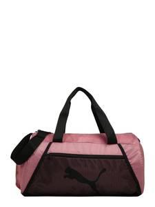 PUMA Sporttasche rosé / schwarz