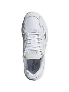 ADIDAS ORIGINALS Sneaker ''Falcon'' hellgrau / weiß