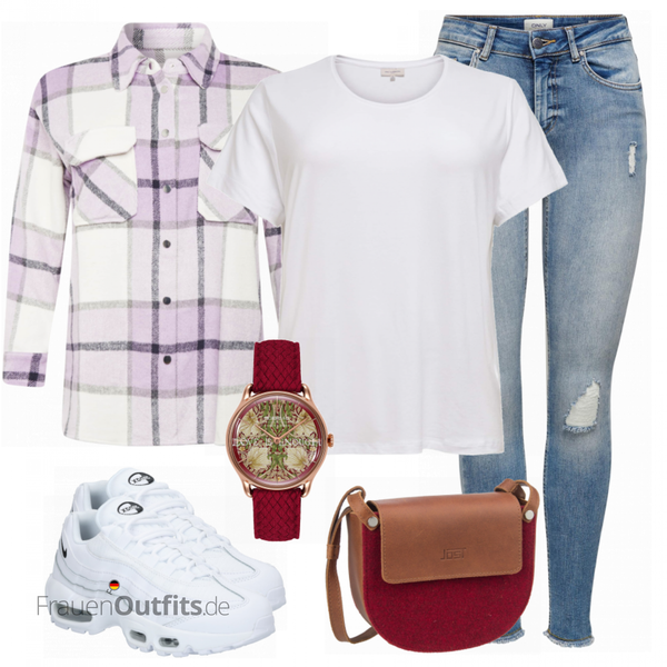 Outfit in sommerlichen Farben FrauenOutfits.de