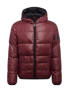DKNY Jacke rubinrot / schwarz