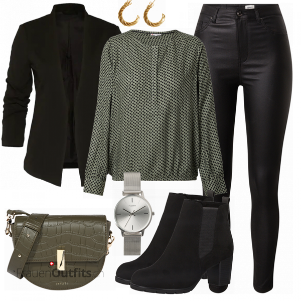 Trendiges Business Outfit FrauenOutfits.ch