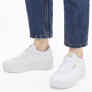 PUMA Sneaker ''Cali'' weiß / gold