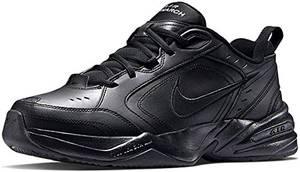 Nike Herren Monarch IV 415445-001 Fitnessschuhe, Schwarz, 43 EU