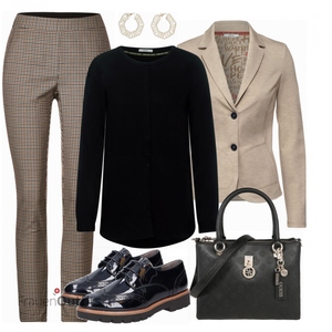 Street Style Outfit FrauenOutfits.ch