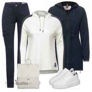 Schönes Freizeit Outfit FrauenOutfits.ch