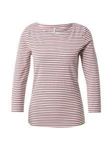 ONLY Shirt ''FIFI'' rosé / weiß