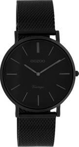 OOZOO Vintage C9934 horloge - zwart 36mm