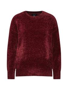 NEW LOOK Pullover WW O/P 08.12 WW CHENILLE bordeaux