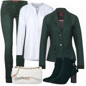 Klassisches Outfit FrauenOutfits.ch