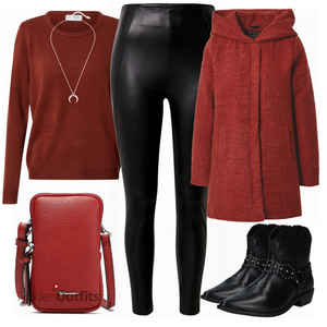 Cooles Alltagsoutfit FrauenOutfits.ch
