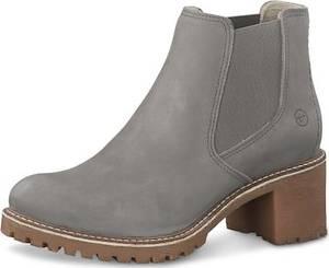 TAMARIS Chelsea Boots hellgrau