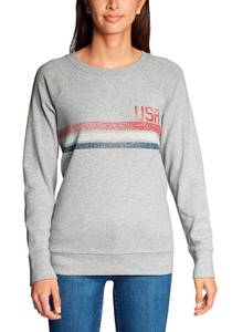 Camp Fleece Sweatshirt - Stripe