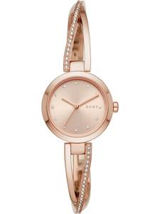 DKNY Uhr rosegold