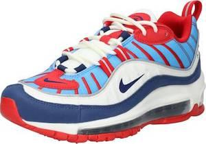 Nike Sportswear Sneaker ''Air Max 98 Shoe'' blau / rot / weiß