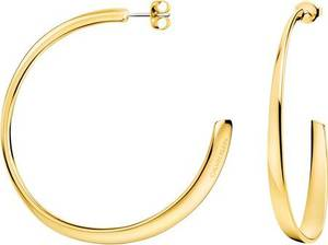 Calvin Klein Calvin Klein Damen-Creole Edelstahl '' '' goldgelb