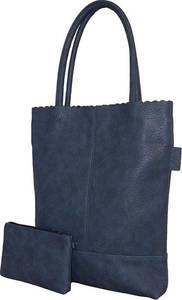 Beagles Xeraco Shopper met Etui - Donkerblauw