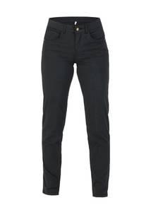 logo mid waist 5-pocket pants