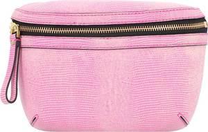 FOSSIL Gürteltasche ''Brenna'' pink / weiß