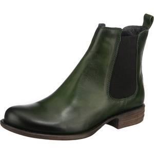Paul Vesterbro Chelsea Boots dunkelgrün