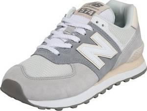 new balance Sneaker ''574'' hellgrau / weiß / creme
