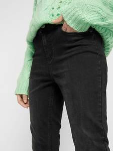 PIECES Jeans'' PCDELLY'' schwarz