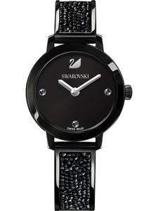Swarovski Uhr schwarz