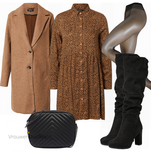 Elegantes Winter Outfit VrouwenOutfits.be