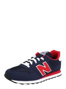 new balance Sneaker ''500'' rot / navy / weiß
