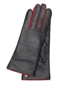KESSLER Handschuh Delia rot / schwarz