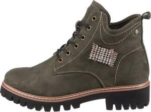 RIEKER Boots grün