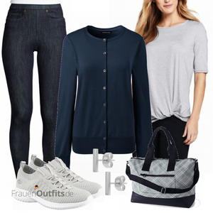 Street Style Outfit FrauenOutfits.de