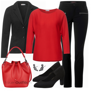 Business Look für Damen FrauenOutfits.ch