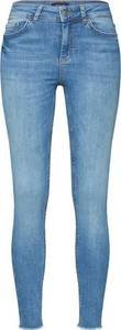 PIECES Jeans ''PCDELLY MW SKN CRP JNS NOOS'' blue denim