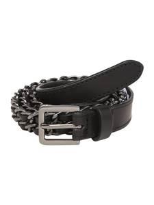 ESPRIT Gürtel schwarz / silber