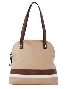 Shopper Taschenherz beige/braun