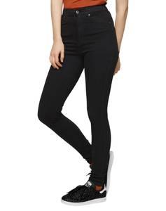 Dr. Denim ''Moxy'' Skinny High Waist Jeans schwarz
