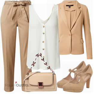 Elegantes Business Outfit FrauenOutfits.ch